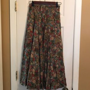 Vintage Carole Little skirt